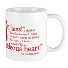 Telltale Heart Small Mug