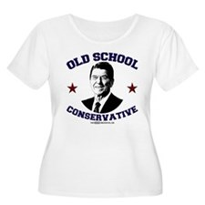 Old School Conservative T-Shirt