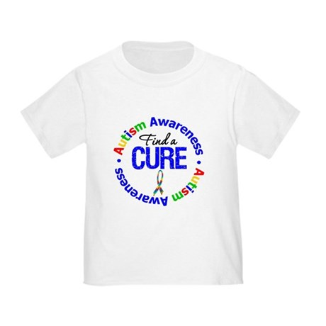 Autism Find A Cure Toddler T-Shirt