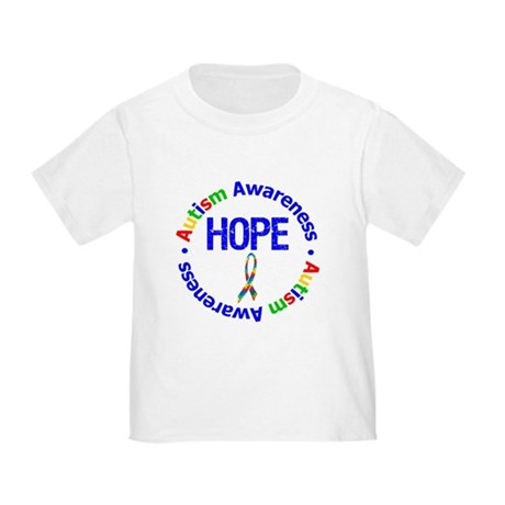 Autism Hope Toddler T-Shirt