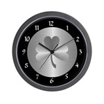 Irish Clocks Wall Clock