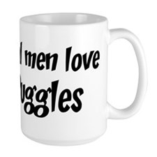 Men have Puggles Mug