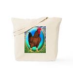 Broiler Opal Chicken Tote Bag
