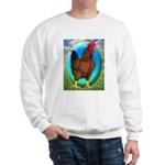 Broiler Opal Chicken Sweatshirt