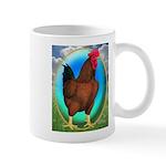 Broiler Opal Chicken Mug