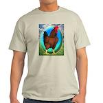 Broiler Opal Chicken Light T-Shirt
