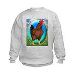 Broiler Opal Chicken Kids Sweatshirt