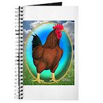 Broiler Opal Chicken Journal