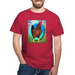 Broiler Opal Chicken Dark T-Shirt