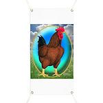 Broiler Opal Chicken Banner