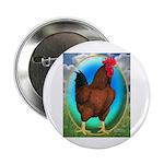 """Broiler Opal Chicken 2.25"""" Button (10 pack)"""