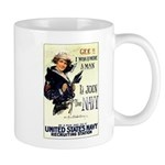 Join the Navy Mug
