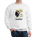 Join the Navy Sweatshirt