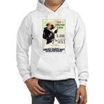 Join the Navy Hooded Sweatshirt