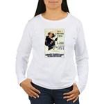 Join the Navy Women's Long Sleeve T-Shirt