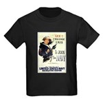 Join the Navy Kids Dark T-Shirt