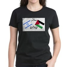 Israel and Palestine Peace Tee