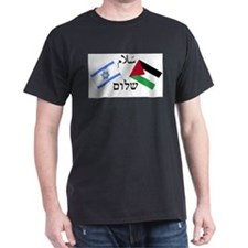Israel and Palestine Peace T-Shirt