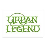 Urban Legend Postcards (Package of 8)