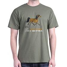 Mustang Horse T-Shirt