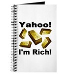 Yahoo! I'm Rich! Journal