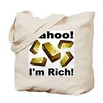 Yahoo! I'm Rich! Tote Bag