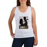 Love Being Single ~ Women's Tank Top