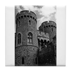 Castle: Tile Coaster