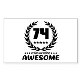 "Sir Darien 3"" Lapel Sticker (48 pk)"