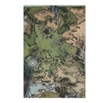 Custom Camoflauge Postcards (Package of 8)