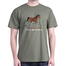 Thoroughbred Horse T-Shirt