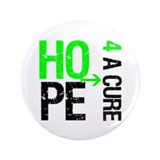 "Hope Cure Lymphoma 3.5"" Button (100 pack)"