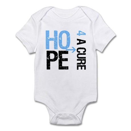 Hope Cure Prostate Cancer Infant Bodysuit