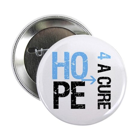 Hope Cure Prostate Cancer 2.25&quot; Button (100 pack)