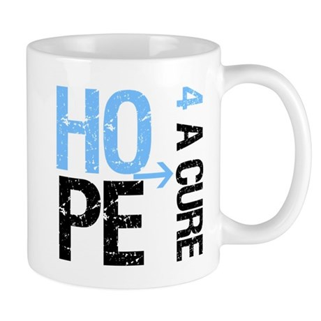 Hope Cure Prostate Cancer Mug