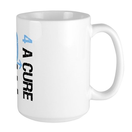 Hope Cure Prostate Cancer Large Mug