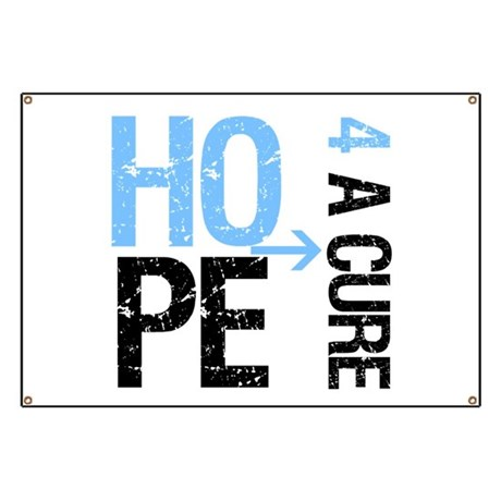 Hope Cure Prostate Cancer Banner