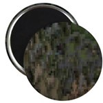 Custom Digital Camoflauge Magnet