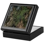 Custom Camoflauge Keepsake Box
