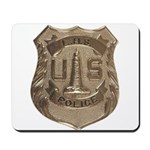 Lighthouse Police Mousepad