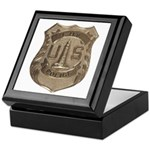 Lighthouse Police Keepsake Box