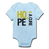 Hope Cure ChildhoodCancer Infant Bodysuit