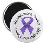 Leiomyosarcoma Survivor Magnet