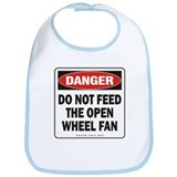 Open Wheel Fan Bib