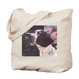 Pointer as Loyal Friend Tote Bag
