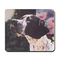 Pointer as Loyal Friend Mousepad