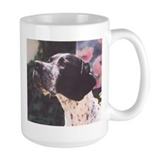 Pointer as Loyal Friend Coffee Mug