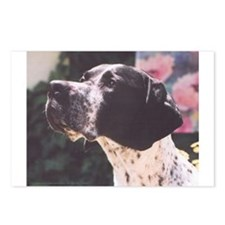 Pointer as Loyal Friend Postcards (Package of 8)