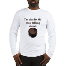 Fat Kid Long Sleeve T-Shirt