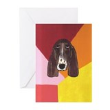 Unique Delilah Greeting Cards (Pk of 10)